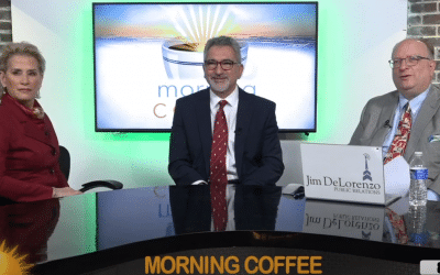 "Career Chat – Mindy Thomas on ""Morning Coffee"""