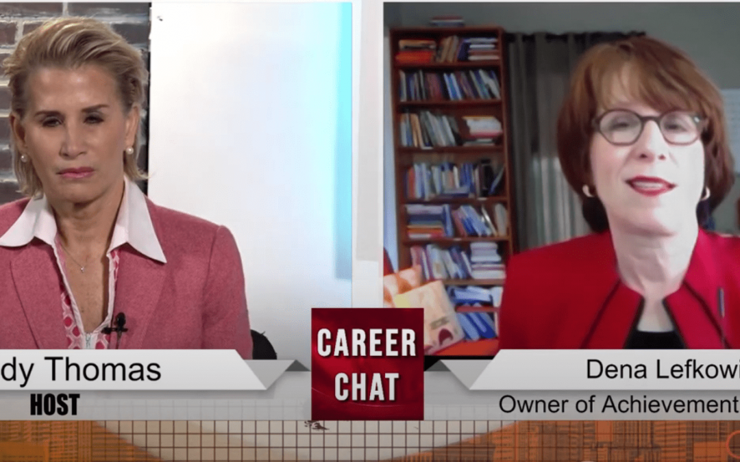 Career Chat – Mindy Thomas Interviews Dena Leftkowtiz